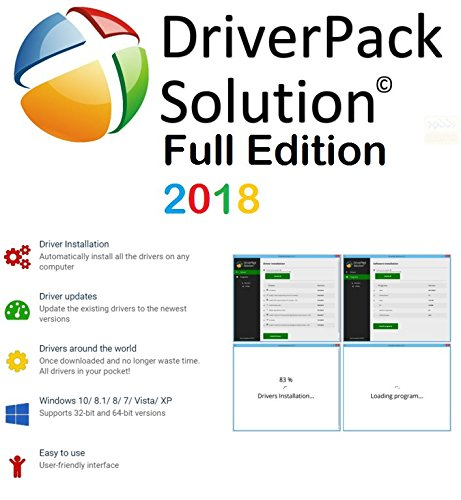 Driver Pack Solution 2018 16GB PENDRIVE VERSION HP Laptop