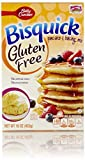 Betty Crocker Bisquick Pancake & Baking Mix Gluten Free 16 Oz Each (2 Pack)