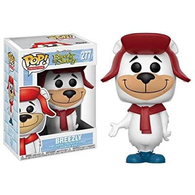 Funko Pop! Animation: Hanna Barbera - Breezly Collectible Figure: Funko Pop! Animation:: Toys & Games