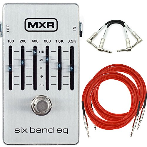 MXR M109 6-Band EQ Review - Taming The Panther