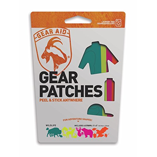 Gear Aid Tenacious Tape Gear Patches for Fabric Repair 20