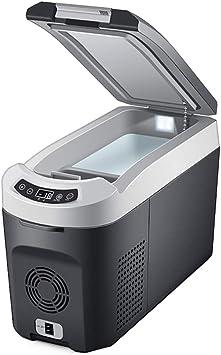 Refrigerador del Coche 15L Coche Doble refrigerador Doble 24V Cami/ón 12V Coche 220V Inicio Refrigeraci/ón de Gran Capacidad