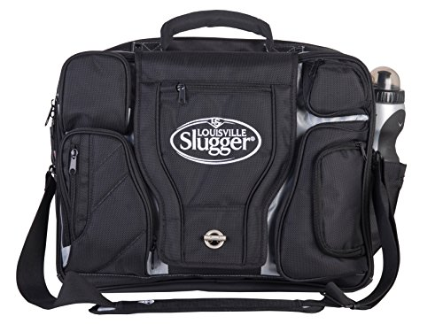 Louisville Slugger Clubhouse Collection Brief Case, Black