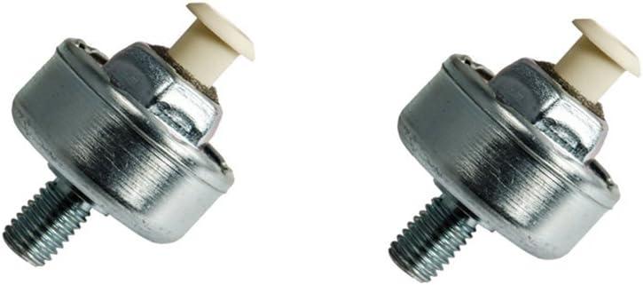 Engine Knock Detonation Sensor Pair for Chevy GMC Silverado Sierra Camaro Isuzu