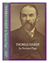 Thomas Hardy / by Norman Page