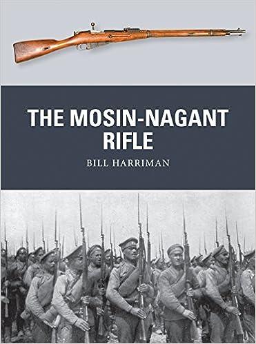 Book The Mosin-Nagant Rifle (Weapon)