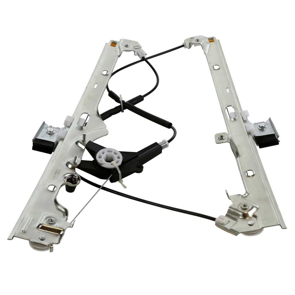Prime Choice Auto Parts WR840646 Front Drivers Side Power Window Regulator Without Motor