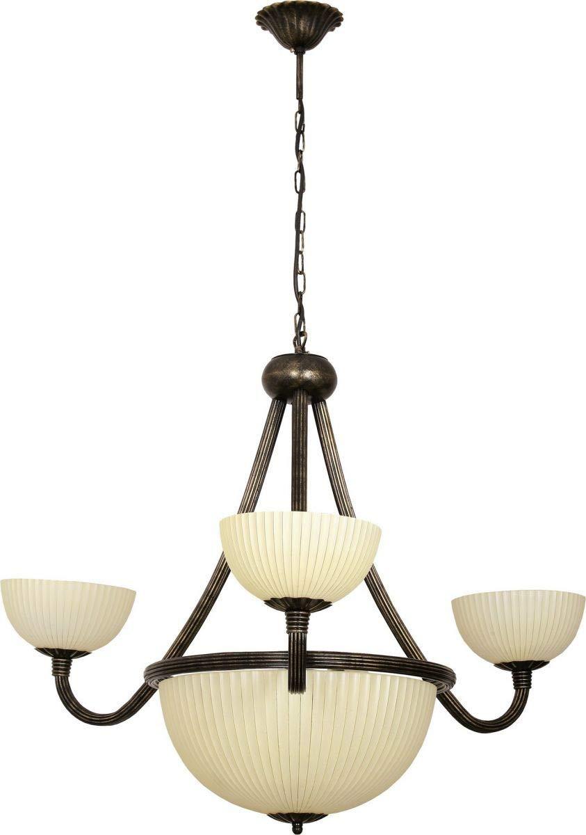XL - Lámpara halógena de techo con/6/Estilo Modernista ...