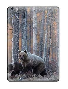 Belva R. Fredette's Shop Hot 6461257K98631503 Bear Awesome High Quality Ipad Air Case Skin