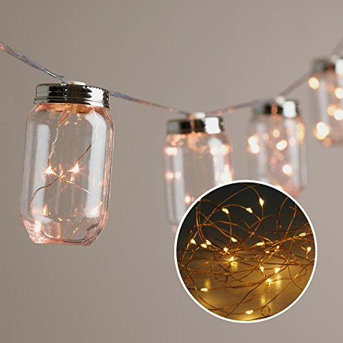 String Lights Za : Solar String Lights, LDesign Decorative Lights 33ft Christmas - Import It All