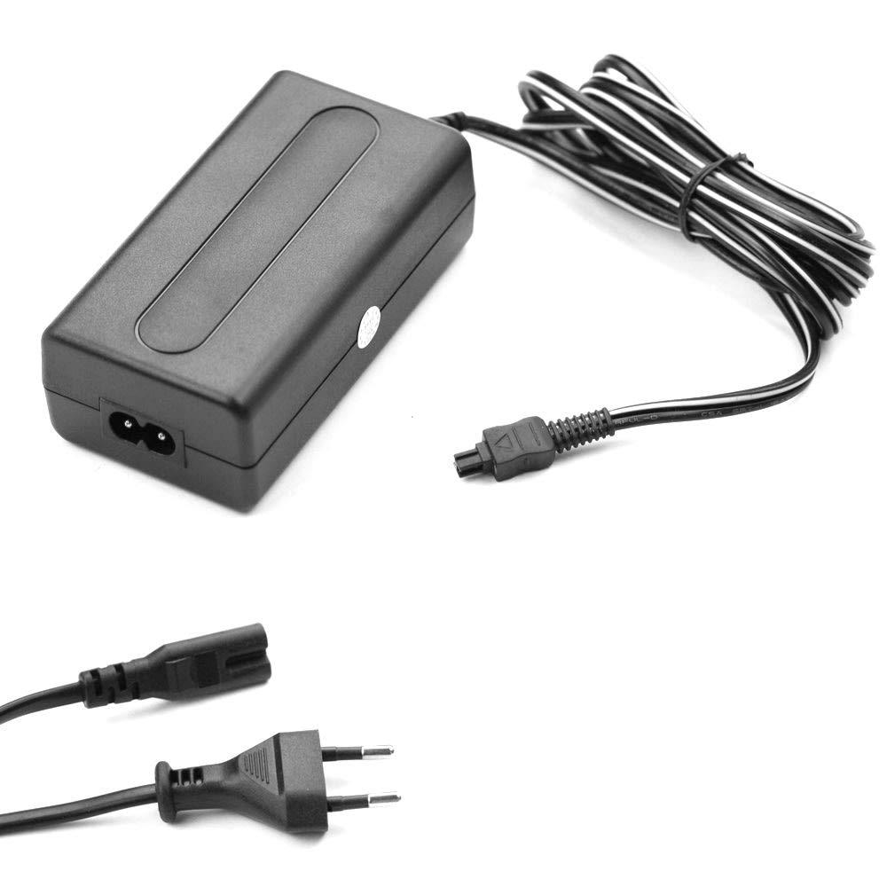 Cable de Corriente AC-LS1 AC-LS1A subtel/® Fuente de alimentaci/ón Sony DSC-P1 DSC-P2 DSC-P20 DSC-P3 DSC-P30 DSC-P31 DSC-P5 DSC-P50 DSC-P51DSC-P7 DSC-P71 DSC-P9-3m