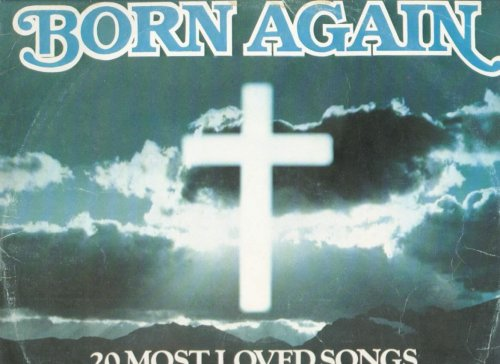 [LP Record] Born Again - 20 Most Loved Songs of Faith & Inspiration