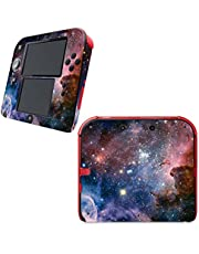 UUShop Vinyl Decal Skin Sticker Cover for 2DS System Console - Galaxy