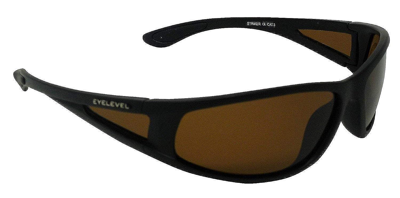 Striker Gafas de Sol Polarizadas Marrón Cat-3 UV400 Lentes ...