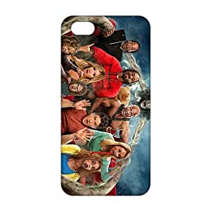 Fortune scary movie 5 3D Phone Case for iPhone 5S