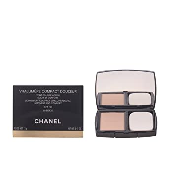 dfd40571 Chanel Vitalumiere Compact Douceur Lightweight Compact ...