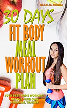 Days Body Meal Workout Plan ebook product image