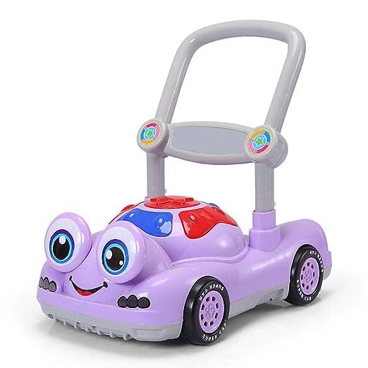Wanlianer Andador Andador para niños con educación temprana ...