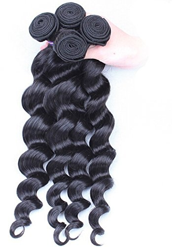 Goood-Hair-Peruvian-Virgin-Hair-Bundles-4pcs-6a-Unprocessed-Human-Hair-Weaves-Peruvian-Loose-Wave-Natural-Black-Rosa-Hair-Products-50gps-4pcs-Lot-Total-200g