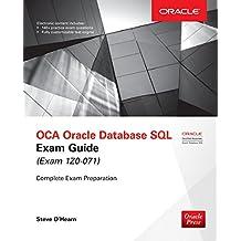 OCA Oracle Database SQL Exam Guide (Exam 1Z0-071) (Oracle Press) (English Edition)