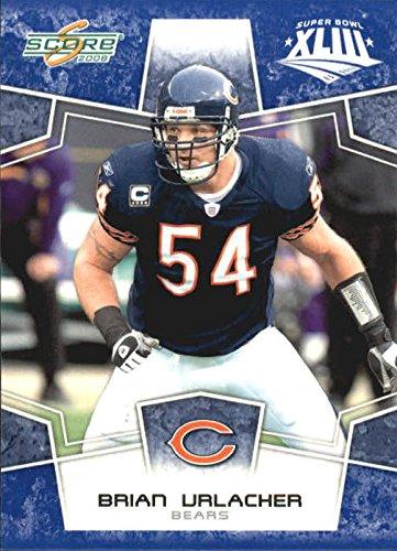 2008 Score Super Bowl XLIII Blue #55 Brian Urlacher - Football ()