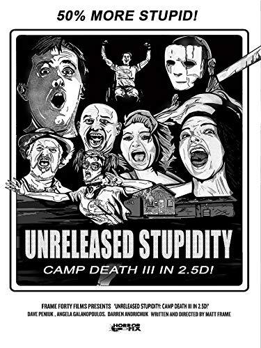 Dockers Terry - Unreleased Stupidity: Camp Death III in 2.5D!
