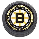 Wincraft NHL Boston Bruins 73515011 Packaged Hockey Puck