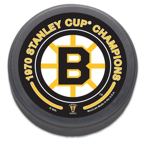 NHL Boston Bruins 73516011 Hockey Puck