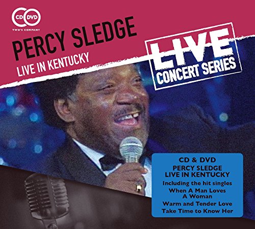 Percy Sledge-Live In Kentucky-(WNRCDV5084)-Digipak-CD-FLAC-2015-WRE Download