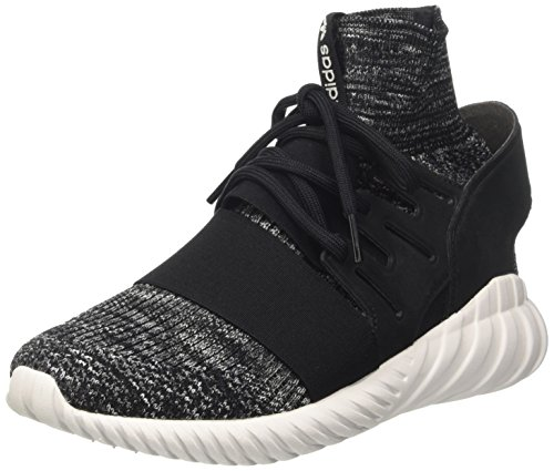Adidas Originali Mens Sneaker Tubular Doom Primeknit 10 (uk) -10½ (us) Nero
