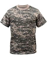 Rothco Kids T-Shirt - Acu Digital Camo