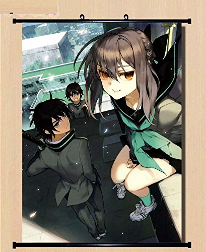 Home Decor Anime Japanese Seraph of the End / Owari no Wall Poster23.6x31.5inches-023