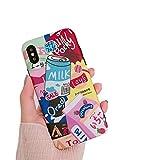 Best  - Kawaii Japanese Strawberry Milk Drink Bottle Phone Case Review