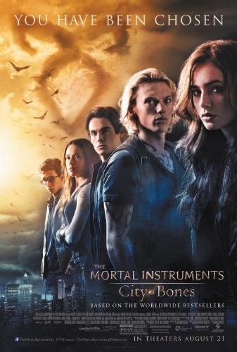 (Mortal Instruments: City Of Bones - 11X17 Original Promo Movie Poster Mint )
