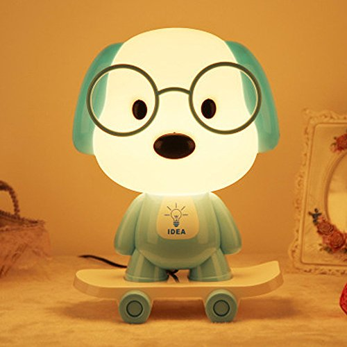 Nursery Night Light Desk Lamp - Sleep Assistant for Toddler  Baby ,Cute Cartoon Animal Night Light, Home Nursery Nightlight For Helping Your Baby Fall Asleep Faster