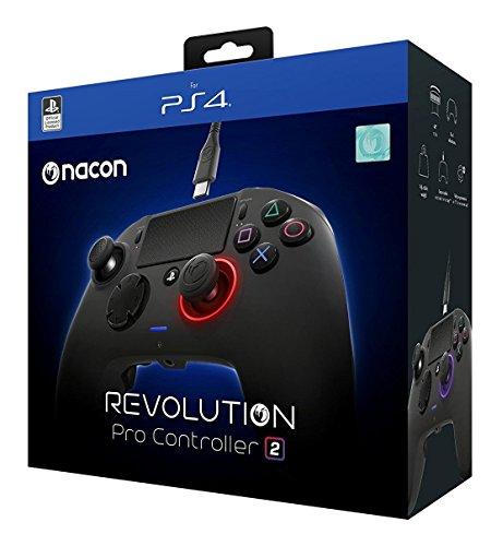 (Nacon Revolution Pro 2 V2 Controller eSports Gamepad for Playstation 4 4)
