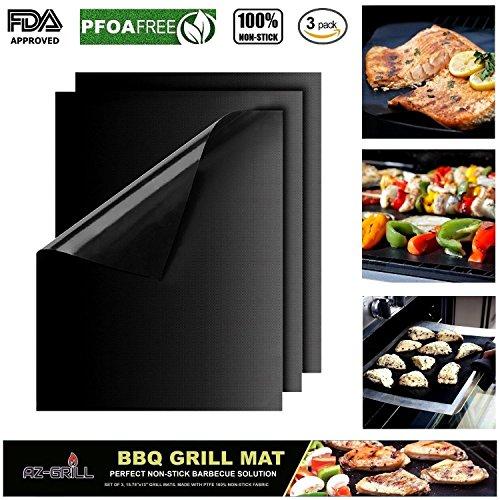 heat bbq grill mat - 9