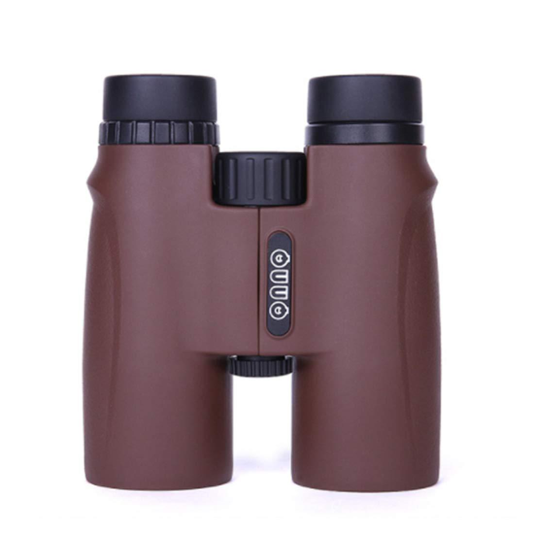 超特価激安 KERVINJESSIE 双眼鏡 窒素充填 防水 HD ポータブル望遠鏡 屋外用  コーヒー B07L8DLYFV, 小さな石屋さん 50977267