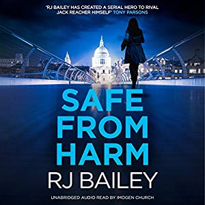 Safe from Harm Audiobook