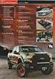 Truckin Magazine WORLD'S LEADING TRUCK PUBLICATION Vol 42 No 2 2016 SHAVED & FLAMED: TIMELESS LOOK THAT NEVER GOES OUT OF STYLE Mini Truckin' Is The Ranger Coming Back To The States?