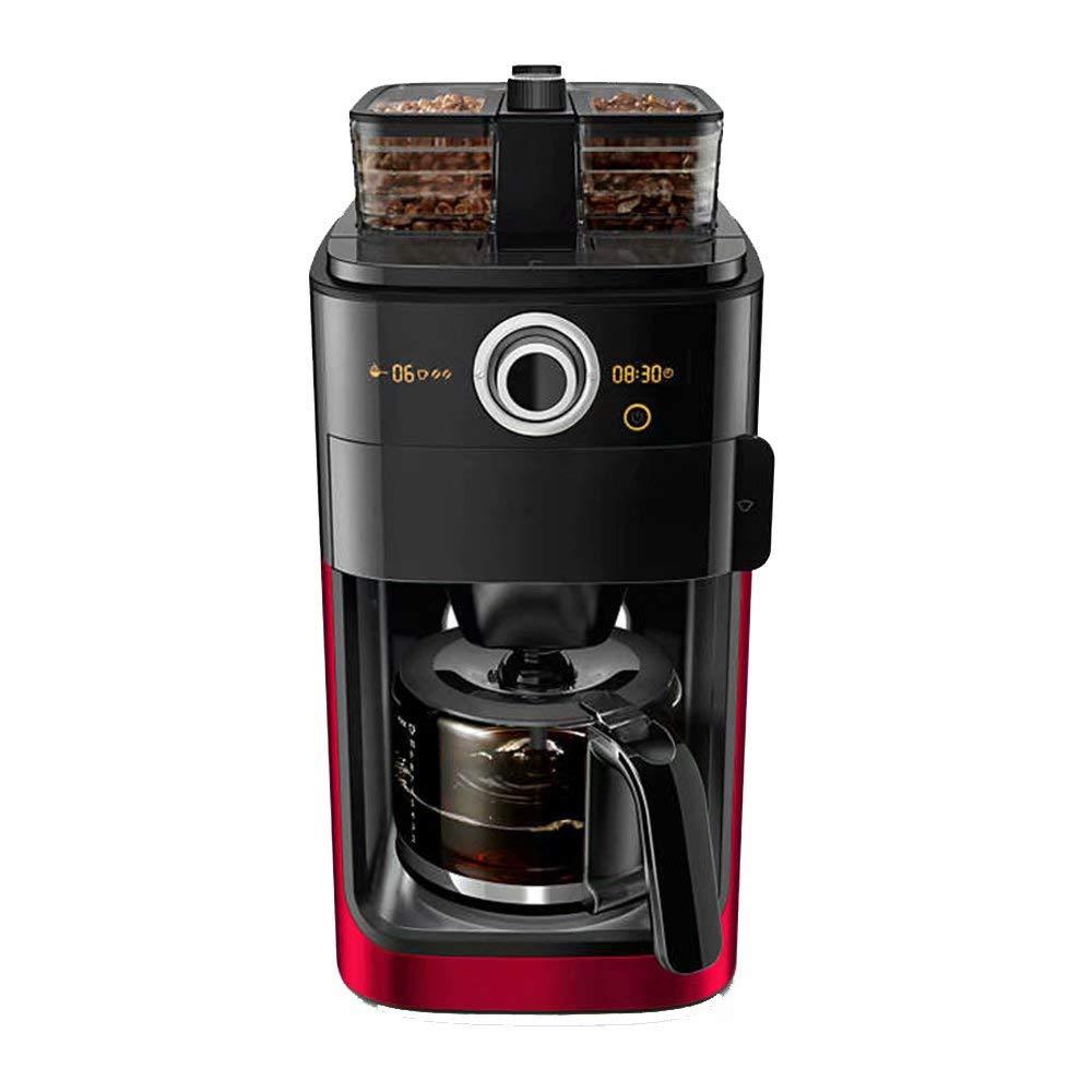 WY-coffee maker Máquina de café Totalmente automática de café doméstico y Comercial, 1.2L, 1000W.: Amazon.es: Hogar
