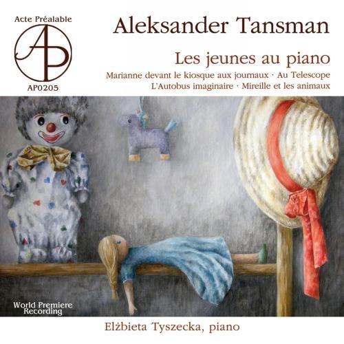 (Les Jeunes Au Piano-Jugend Ans Klavier by Tyszecka Elzbieta (0100-01-01?)