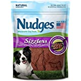 Nudges Sizzlers Dog Treats, Chicken Bacon