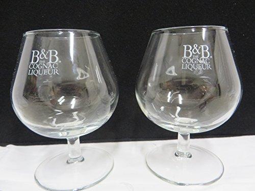 B&B Cognac Liqueur Snifter Glass Set - Liqueur Glass
