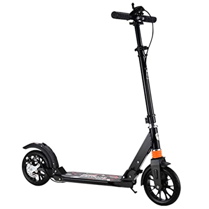Amazon.com: ZAQ Portable Kick Scooter for Boys Kids 8 Years ...