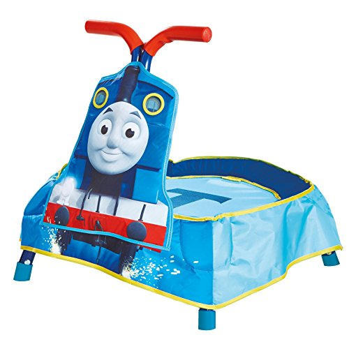 KidActive 304THT Friends Thomas The Tank Engine Toddler Trampoline, Blue