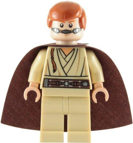 (LEGO Star Wars - Minifigur OBI-Wan Kenobi mit Gungan Sub Bekleidung)