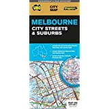 Melbourne City and Suburbs Map 362 5th