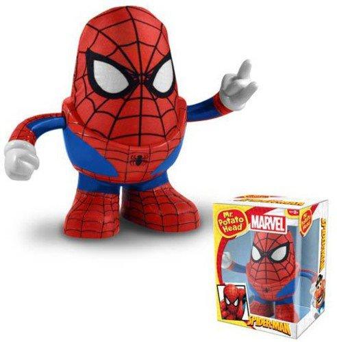 Mr. Potato Head Spiderman Figure (Man Mr Potato Spider)