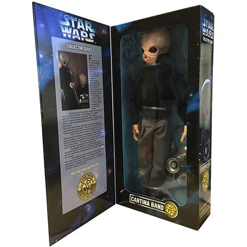 Star Wars Cantina Band Collector Series Nalan Cheel 12